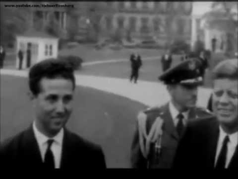 15 octobre 1962 : Kennedy accueillait Ben Bella à la Maison Blanche