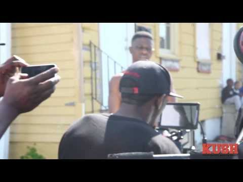 LiL Boosie Behind The Scenes First Video since being released from prison