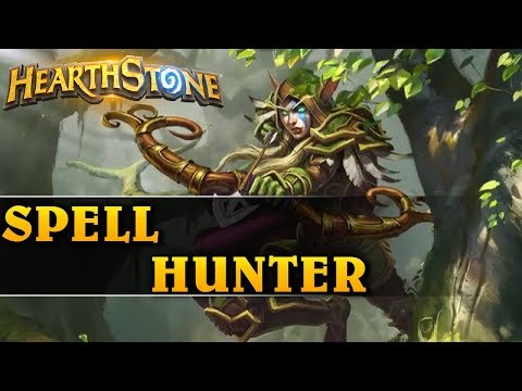 CZY SPELL HUNTER TO DECK WARTY UWAGI? - SPELL HUNTER - Hearthstone Decks std