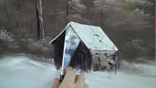 Paint With Kevin Hill Warm Winter Wet On Wet HD