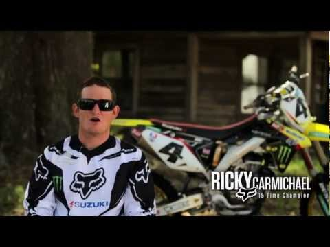Fox Presents | Ricky Carmichael Riding Tips | Rutted Corners