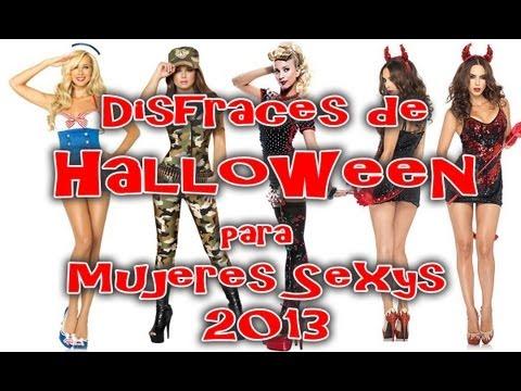 Disfraces de Halloween para Mujeres Sexys - Temporada 2015