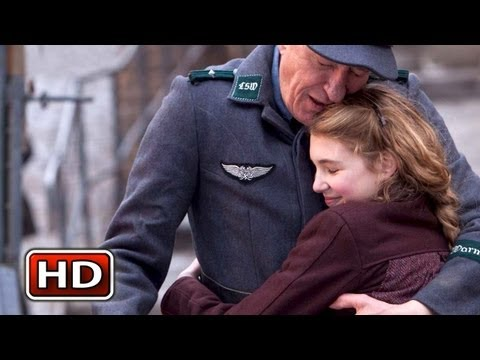THE BOOK THIEF Movie Trailer (Geoffrey Rush , Emily Watson...)