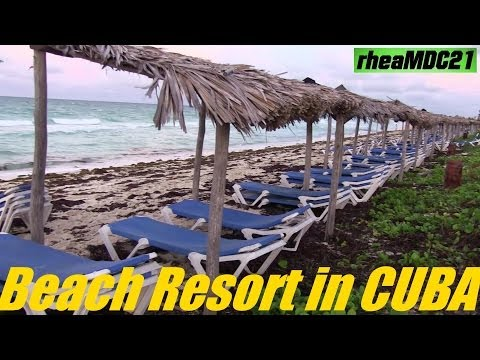 My Trip to CUBA - An American Citizen went to CUBA - Melia Las Dunas Beach & Pool Resort
