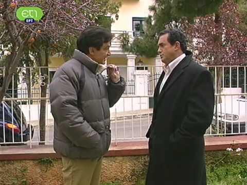 Μαμά και γιος (2002) 21ο Επεισόδιο [Η Διαθήκη]