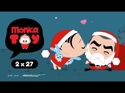 Mônica Toy | Chaminé (Especial de Natal)