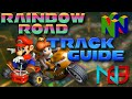Mario Kart 8: Rainbow Road (N64) - Track Guide / Analysis