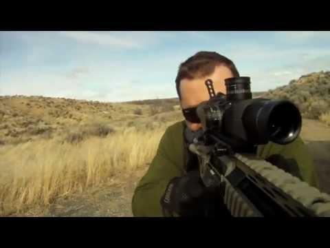 Видеокамера на оружии.