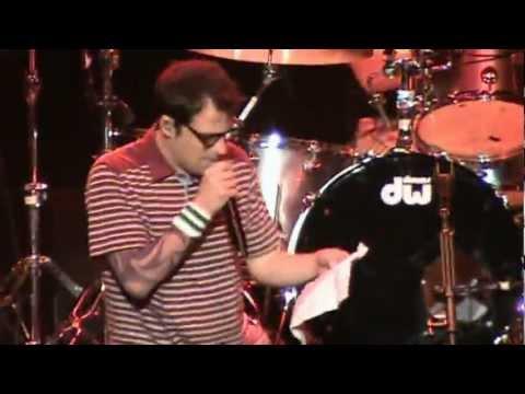 "Thumbnail image for 'Weezer ~ ""Pumped Up Kicks"" (Costa Mesa, CA)'"