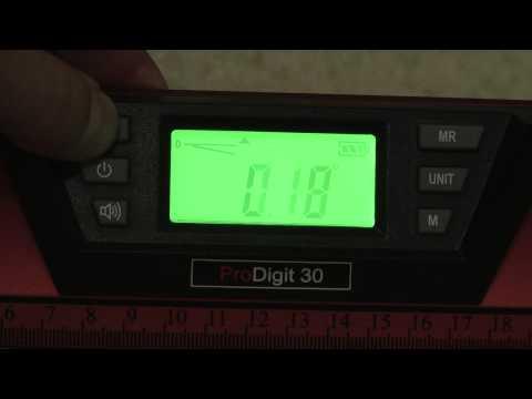 Электронный уровень ADA PRO DIGIT 30 / 60