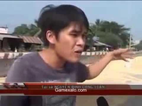 Video Clip hôi Bắp Ngô ở Đồng Nai, Lại xuất hiện Clip hôi ngô xe tải gặp nạn