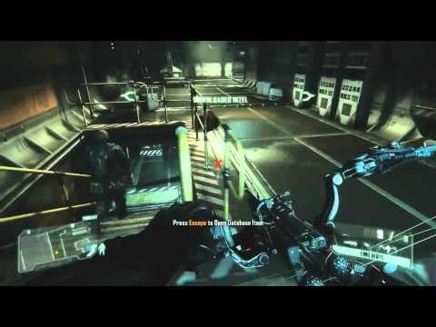Crysis 3 Gameplay Gts 450 720p