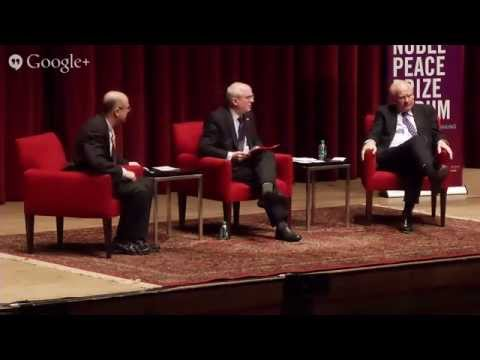 Nobel Peace Prize Debate with Geir Lundestad and Jay Nordlinger