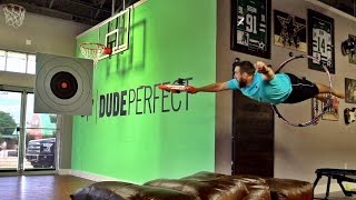 Nerf Blasters Battle | Dude Perfect
