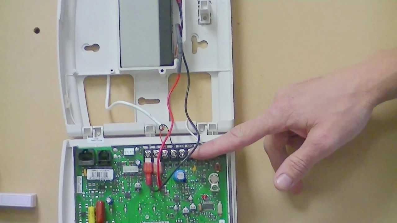 Battery Change Ge Iti Simon 3 Panel Youtube