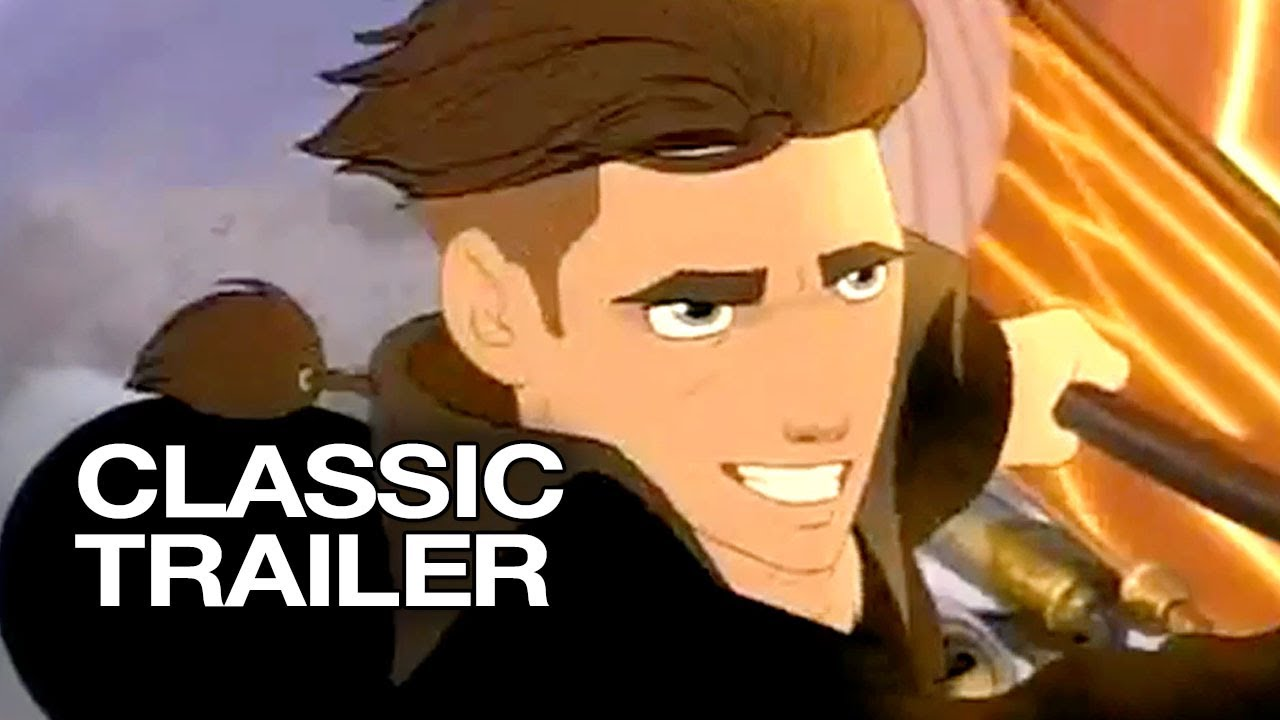 Treasure Planet (2002) Official Trailer #1 - Animated ...