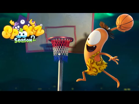 Spookiz 211 - Basketball