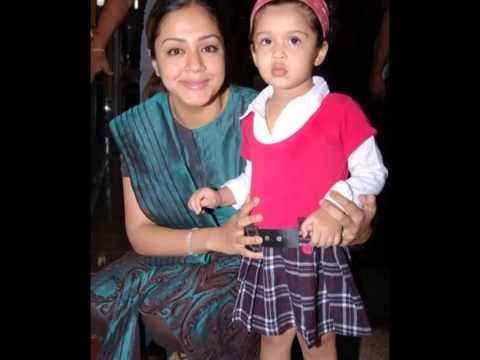 Jyothika to act with her daughter
