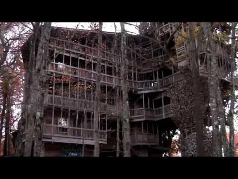 Worlds Largest Tree House Crossville, TN as seen on ABC WKRN-TV Nashville, TN by Randy Rauch