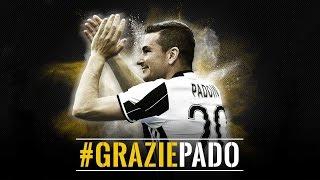 Juventus bids farewell to Simone Padoin - La Juventus saluta Simone Padoin