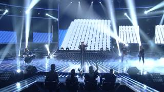 ADEMIR FRESKU - TO THE MOON AND BACK (LIVE ne X Factor Albania 3)