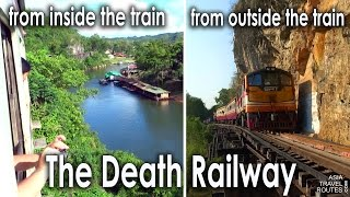 Death Railway, River Kwai in Kanchanaburi