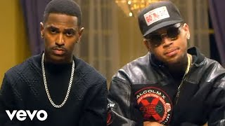 Big Sean - Play No Games ft. Chris Brown, Ty Dolla $ign (Official Music Video)
