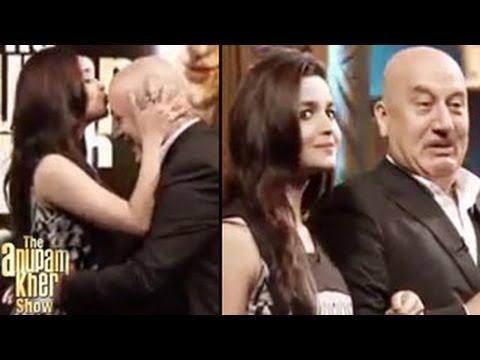 The Anupam Kher Show | Alia Bhatt & Mahesh Bhatt | 20th July 2014 FULL EPISODE 3