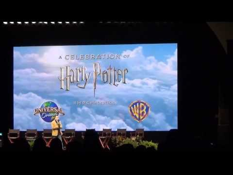 Harry Potter Celebration Introduction - Universal Orlando Resort