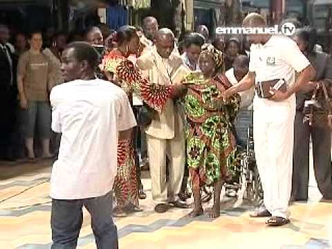 THE ANOINTING WATER IN INDIA - PROPHET T.B. JOSHUA