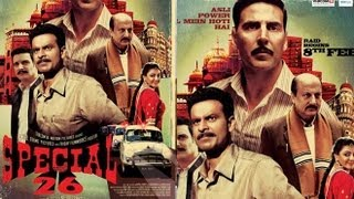 Special 26 hindi movie 2013