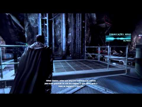 Batman Arkham origin- DLC Cold, cold Heart Part 1 - Notebook i7 Geforce 540M Full HD