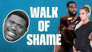 Jalen Rose welcomes Tristan Thompson to the Walk of Shame   Get Up!   ESPN