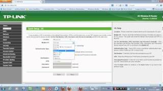 HOW TO SETUP MAXIS BB FOR TL-MR3020