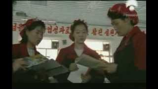 Un día en la vida de Corea del Norte (Documental)