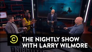 The Nightly Show: The Allure of Criminals