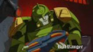 Transformers: The Movie Devastator FORMS/vs Dinobots