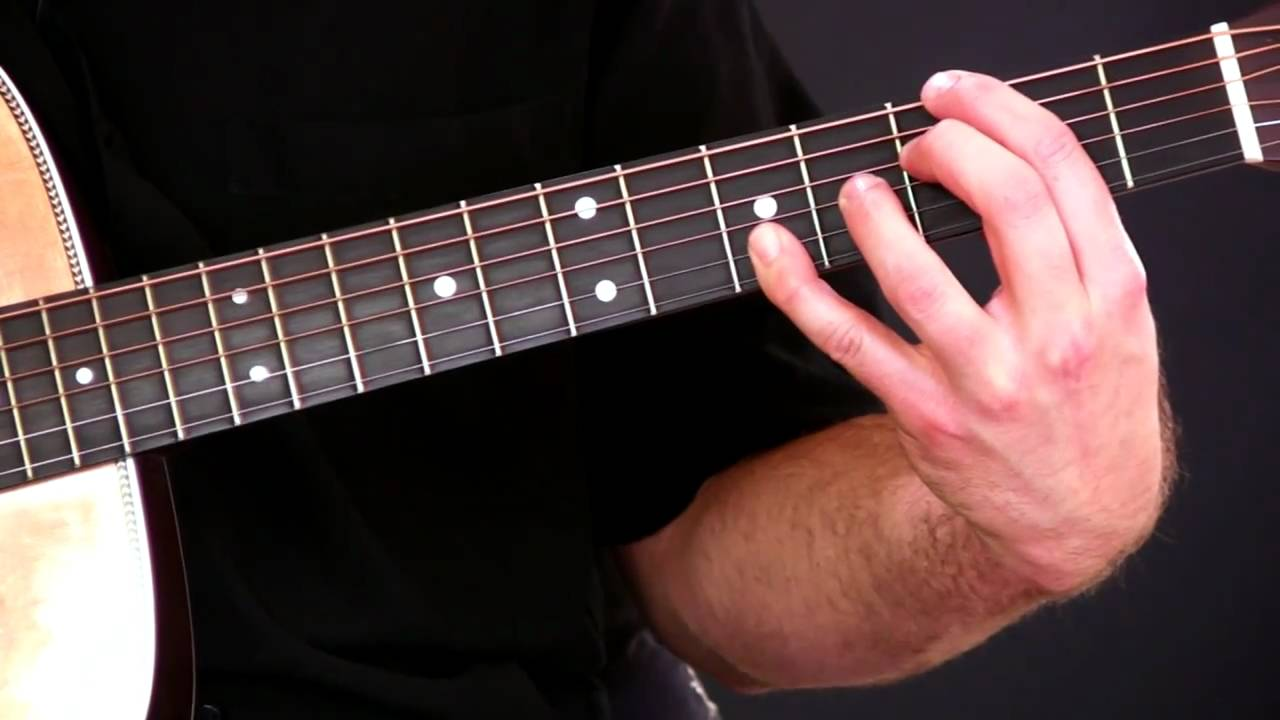 acoustic guitar jazz chord progression with 13th youtube