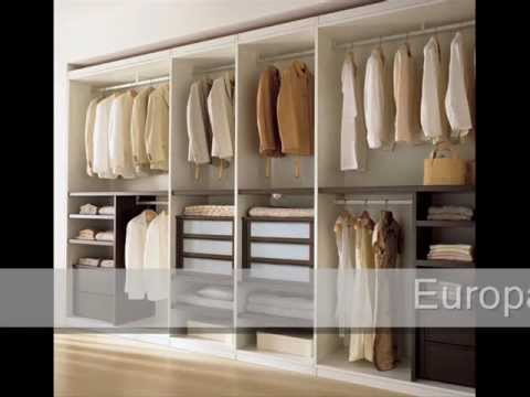 Ideas y decoracion de closets walk in closets decoracion for Closet de cemento modelos