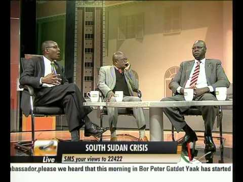 Cheche Interview with Majok Guandong-South Sudan Ambassador to Kenya Prt 6