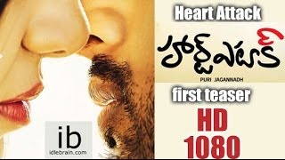 Nitin - Puri Jagan Heart Attack trailer
