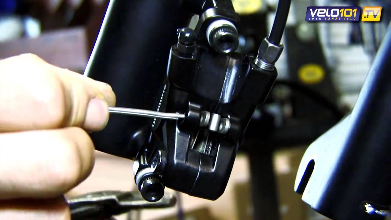 Lubrifiant Vélo T9   Leçon de mécanique   Vérifier et remplacer ses plaquettes de freins