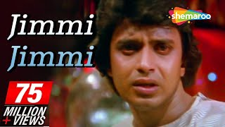 Jimmy Jimmy Ajaa Ajaa - Mithun Chakraborty - Item Girl - Disco Dancer - Bollywood Hit Songs - MIA