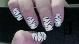 Unhas De Zebra
