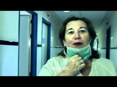 campaña vacunación antigripal. HUVR