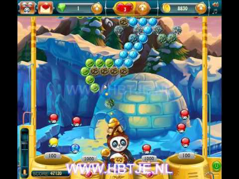 Bubble Origins level 17
