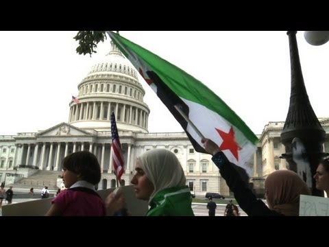 Russia pushes plan to secure Syria chem arms, US wary