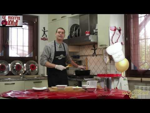 pasta fresca con cicoria e patate cucinata da Dario con Magic Cooker   126