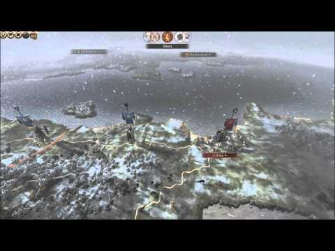 Total war Rome 2: Iceni starting guide - How to get 2 cities on turn 5 any difficulty unmodded