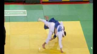 [-66kg] Sasha Mehmedovic (CAN) - Hamza Belgaid (MAR).wmv